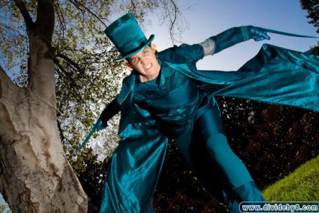 Hatter Madigan from Looking Glass Wars, The