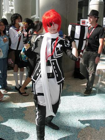 Lavi from D. Gray-Man worn by Renoke