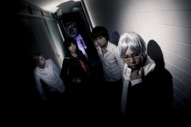 Takuro from Ao Oni worn by Harmony