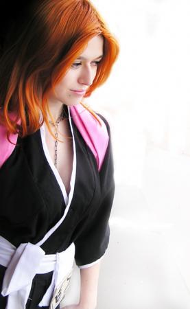 Rangiku Matsumoto from Bleach