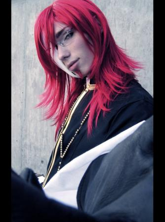 General Cross Marian from D. Gray-Man worn by Aiko Diamante
