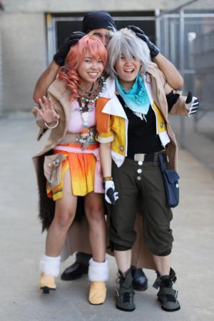 Oerba Dia Vanille from Final Fantasy XIII