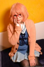 Mirai Kuriyama  from Beyond the Boundary worn by Voxane