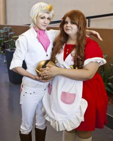 Bee from Bee & Puppycat  worn by Gamie