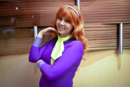 Daphne Blake from Scooby Doo worn by Jazqui