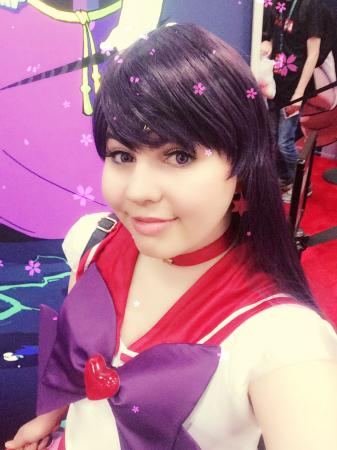 Super Sailor Mars from Sailor Moon Super S worn by Jazqui