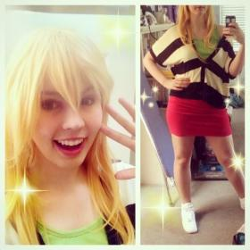 Miki Hoshii from iDOLM@STER worn by Jazqui