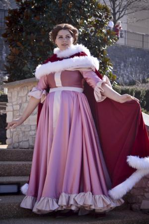 Belle from Beauty and the Beast worn by Jazqui