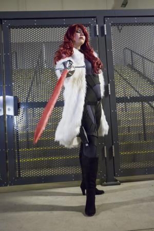 Mitsuru Kirijo from Persona 4: Arena worn by Jazqui