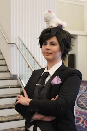 Jumin Han from Mystic Messenger worn by Jazqui