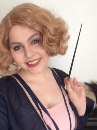 Queenie Goldstein (Fantastic Beasts and Where to Find Them)  by Jazqui
