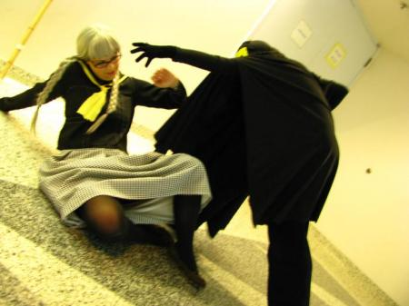 Protagonist from Persona 4 worn by Chira