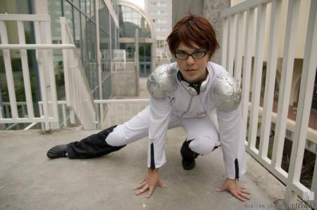 Irie Shouichi from Katekyo Hitman Reborn!