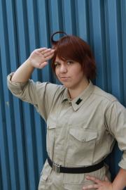 Italy (Romano) / Lovino Vargas from Axis Powers Hetalia worn by Chira