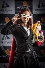 Tuxedo Kamen from Sailor Moon