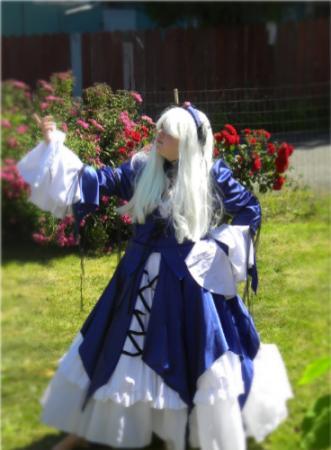 Suigintou from Rozen Maiden