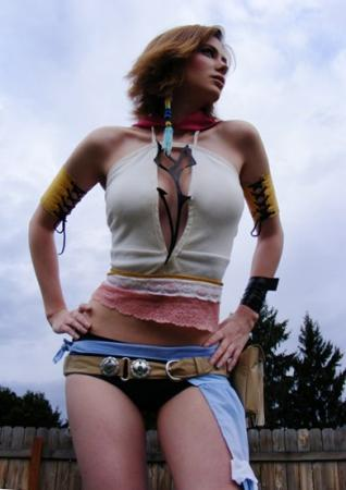 Yuna from Final Fantasy X-2 worn by NemoValkyrja
