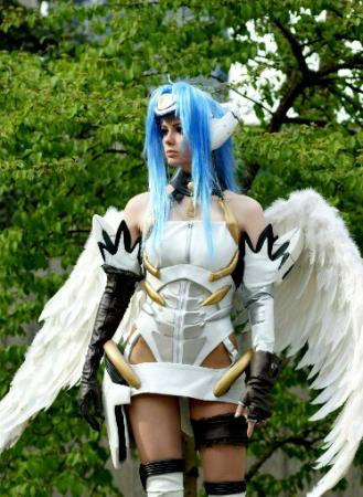 KOS-MOS from Xenosaga Episode I: Der Wille zur Macht worn by NemoValkyrja