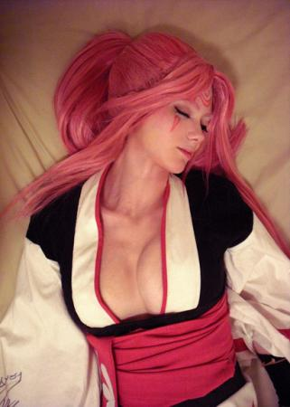 Baiken from Guilty Gear XX worn by NemoValkyrja