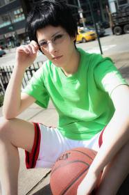 Hyuuga Junpei from Kuroko's Basketball worn by ニャンコメシュ