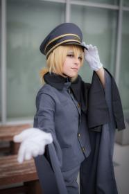 Kagamine Len from Vocaloid 2 worn by ニャンコメシュ