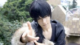 Izaya Orihara from Durarara!! worn by ニャンコメシュ