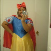 Snow White from Kingdom Hearts worn by AnimeLover10