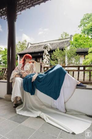 Youko Nakajima (Empress of Kei) from Twelve Kingdoms by Neoqueenhoneybee