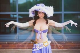Nico Robin from One Piece worn by Neoqueenhoneybee