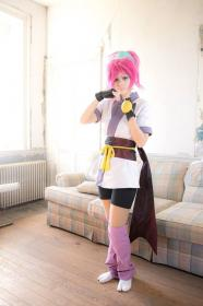 Machi from Hunter X Hunter worn by Neoqueenhoneybee