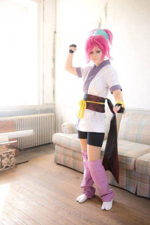 Machi from Hunter X Hunter by Neoqueenhoneybee