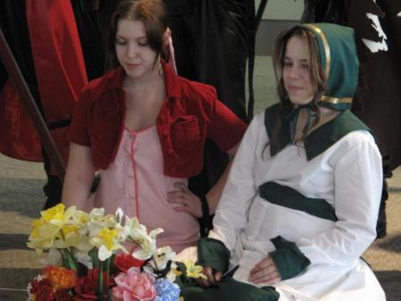 Flower Girl / Aeris / Aerith Gainsborough