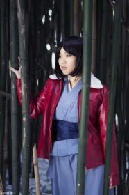 Shiki Ryougi from Kara no Kyoukai