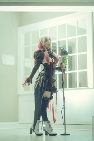 Inori Yuzuriha from Guilty Crown worn by Lunatique