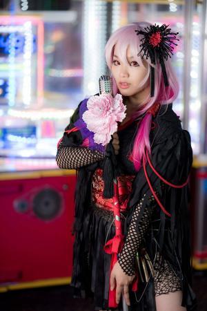 Inori Yuzuriha from Guilty Crown by Lunatique