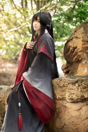 Wei Wuxian from Mo Dao Zu Shi