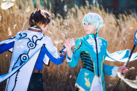Sorey from Tales of Zestiria by Lunatique