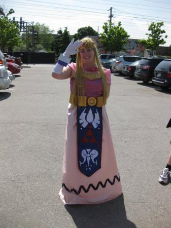 Princess Zelda from Legend of Zelda: The Wind Waker