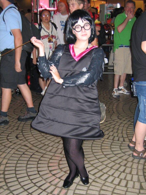 Edna Mode Incredibles The By Aurora Celeste Acparadise Com