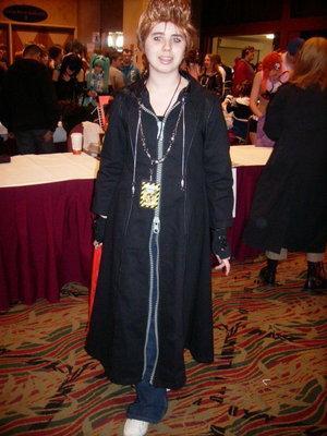 Demyx from Kingdom Hearts 2
