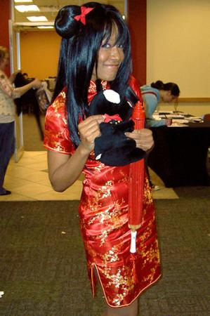 Shampoo from Ranma 1/2 worn by Blikku