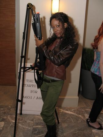 Zoe Washburne from Firefly worn by Blikku