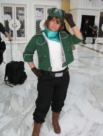 Syaoran from Tsubasa: Reservoir Chronicle worn by BlueRockAngel