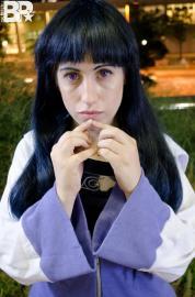Hinata Hyuuga from Naruto Shippūden