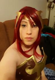 Pyrrha Nikos from RWBY worn by BlueRockAngel