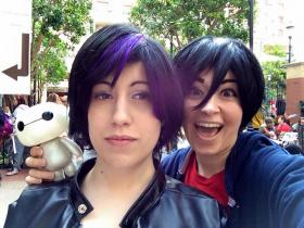 GoGo Tomago from Big Hero 6 worn by BlueRockAngel