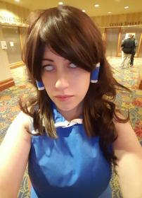Korra from Legend of Korra, The worn by BlueRockAngel