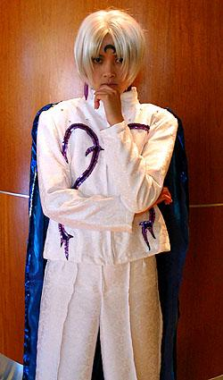 Prince Demando from Sailor Moon Seramyu Musicals