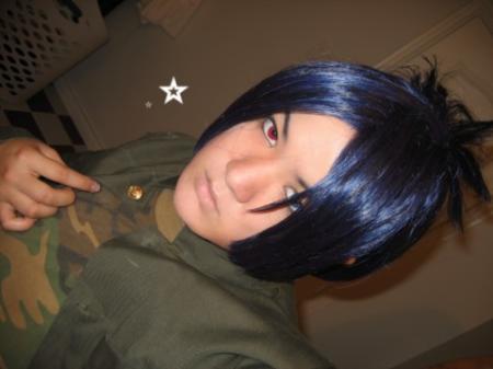 Mukuro Rokudo from Katekyo Hitman Reborn! worn by jellybooger