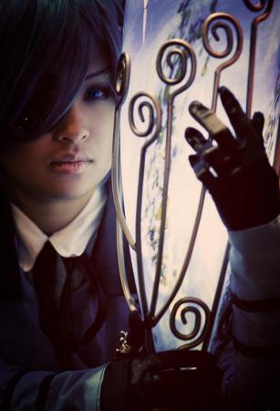 Ciel Phantomhive from Black Butler worn by Akii